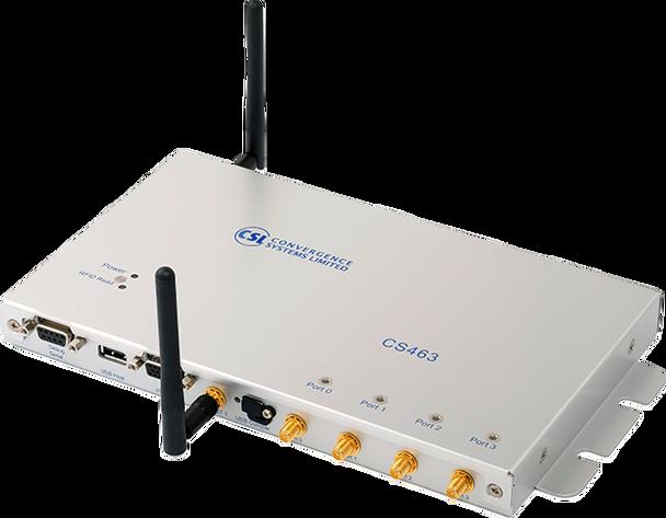 CSL CS463 Intelligent Fixed UHF RFID Reader (CS463-2)