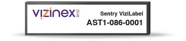 Visinex Sentry ViziLabel RFID Tag (AST1-086-0001)