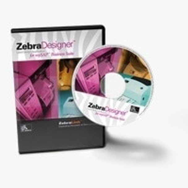 ZebraDesigner for mySAP Business Suite V2 License (13832-002)