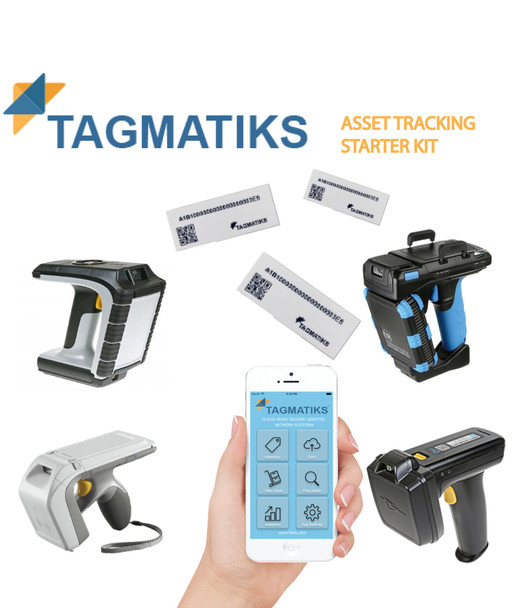 TagMatiks RFID Asset Tracking Starter Kit (TAG-AT-SK)