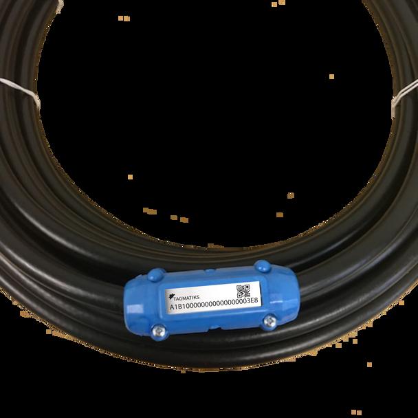 "TagMatiks Cable Tag Holder, 0.540"" I.D. (TMCBLH540)"