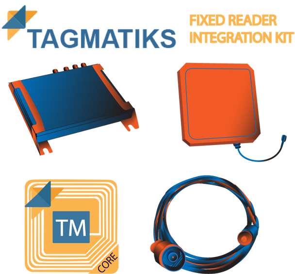TagMatiks Fixed Reader Integration Kit (TMFRIK)