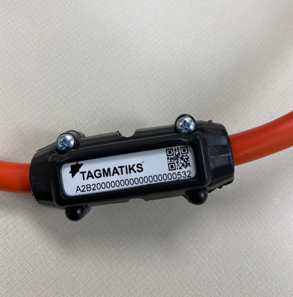TagMatiks Cable RFID Tag - RFID Tag for Cable Assemblies