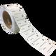 """TagMatiks Pre-printed/Pre-encoded On Metal Labels- 3.9"""" x 1.6"""" (TAG-K-LBL-OM-3916)"""