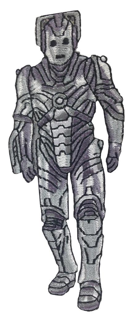 Cyberman Patch
