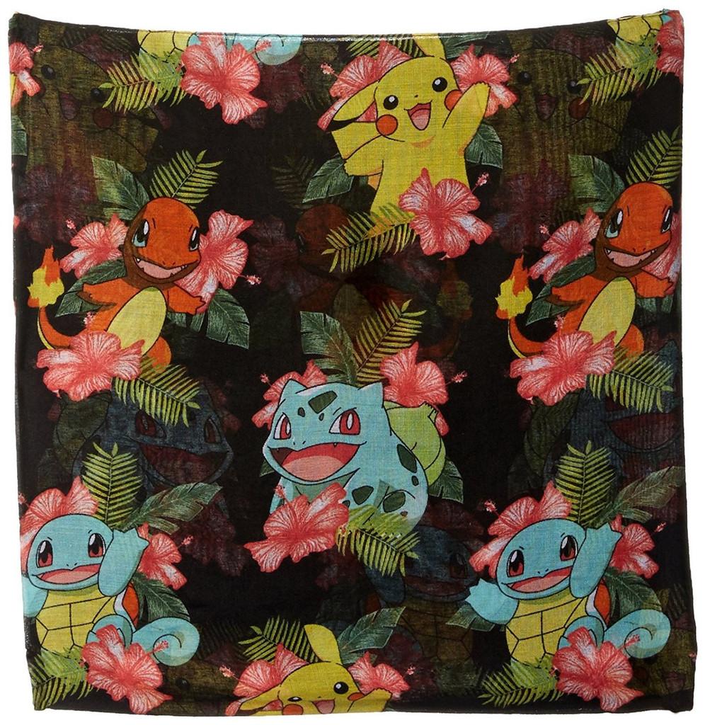 Pokémon Floral Infinity Scarf