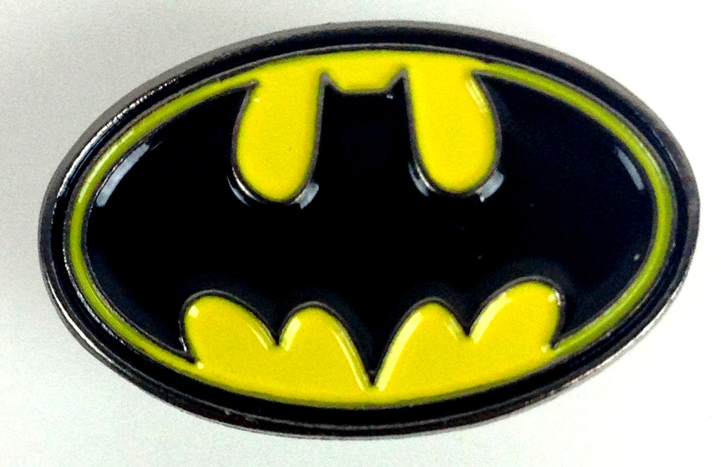 Batman Logo Enamel Pin