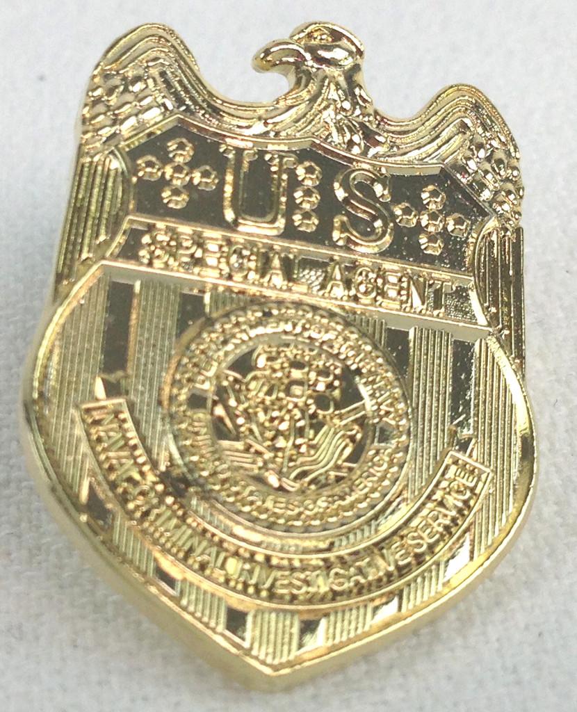 NCIS Shield TV Show Enamel Pin