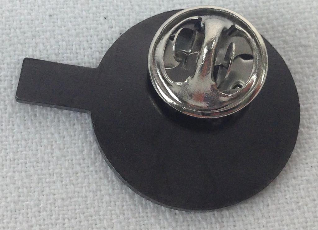 Gerry Anderson UFO TV Show - SHADO Logo Enamel Pin