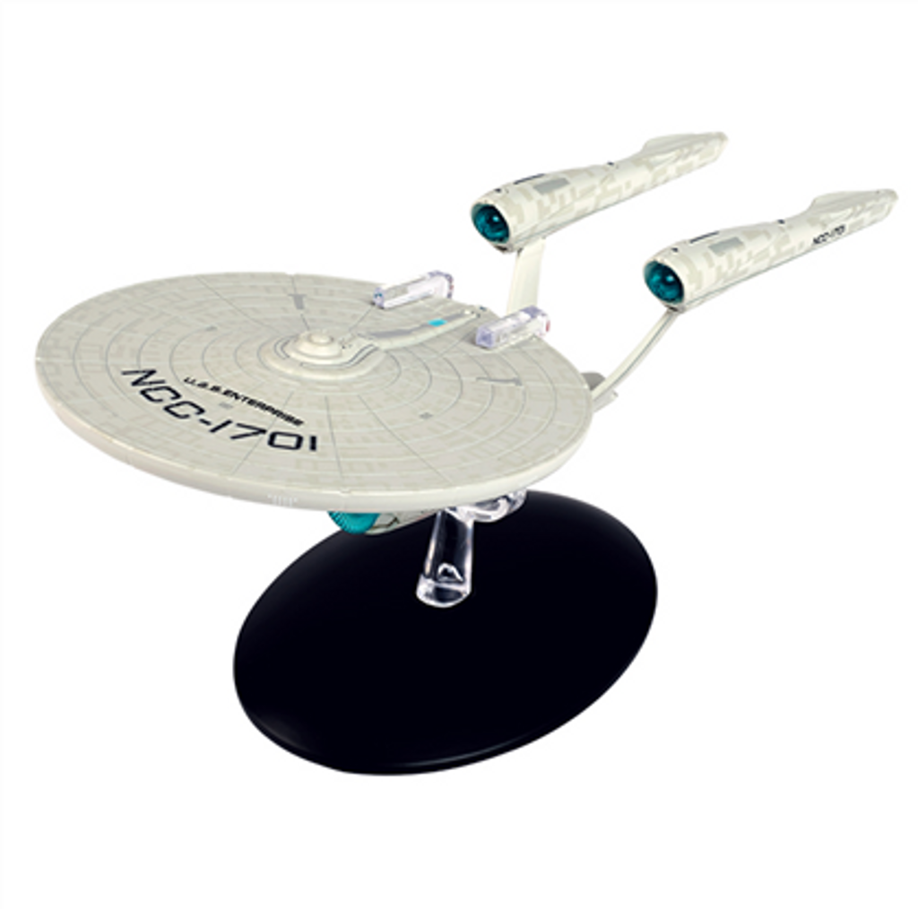Star Trek Eaglemoss U.S.S. Enterprise NCC-1701 Model Ship (Star Trek Beyond)