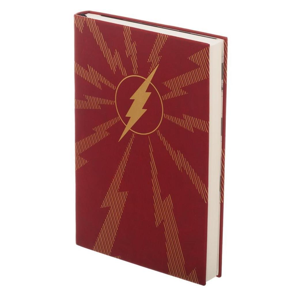DC Comics The Flash Logo Journal