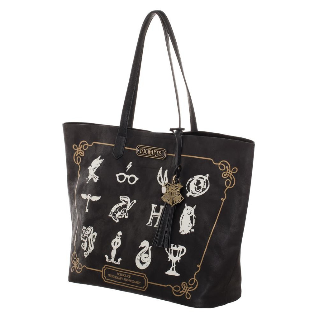 Harry Potter Back to Hogwarts Print Tote
