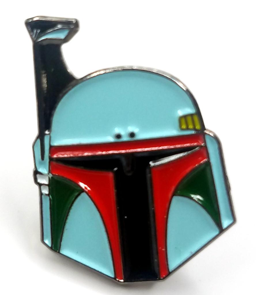 BOBA FETT - Star Wars - Movie - TV & Comic Series - UK Imported Enamel Lapel Pin