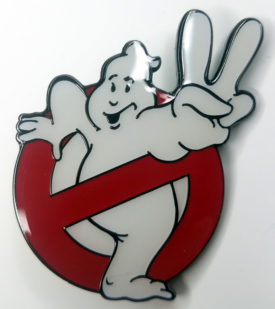 Ghostbusters 2 Enamel Pin