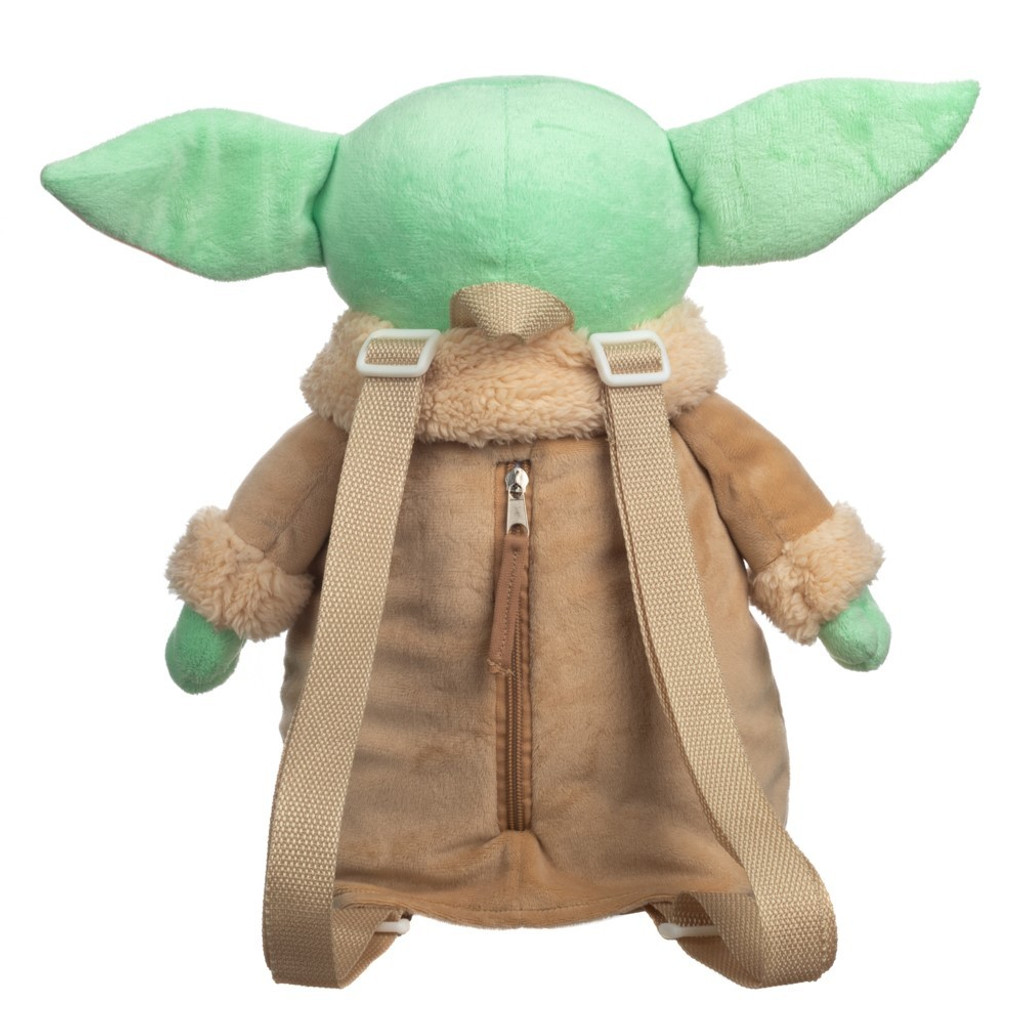 Star Wars The Mandalorian TV Series - The CHILD - Plush Figural Backpack