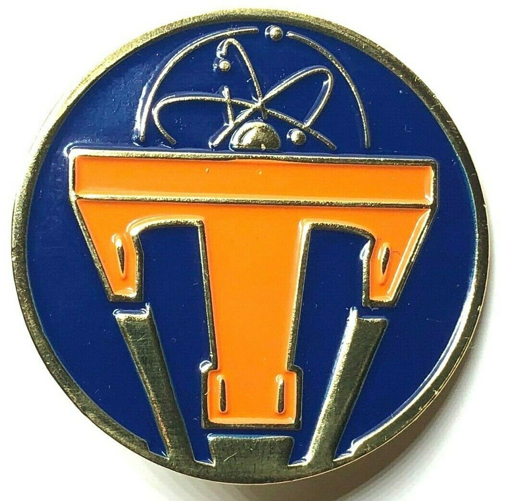 TOMORROWLAND Disney Movie Limited Edition Lapel Pin - 1964 Style