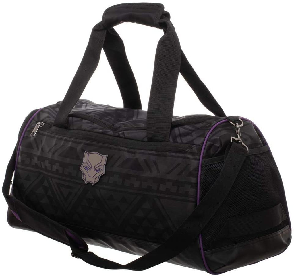 Marvel's BLACK PANTHER Movie Duffle Bag