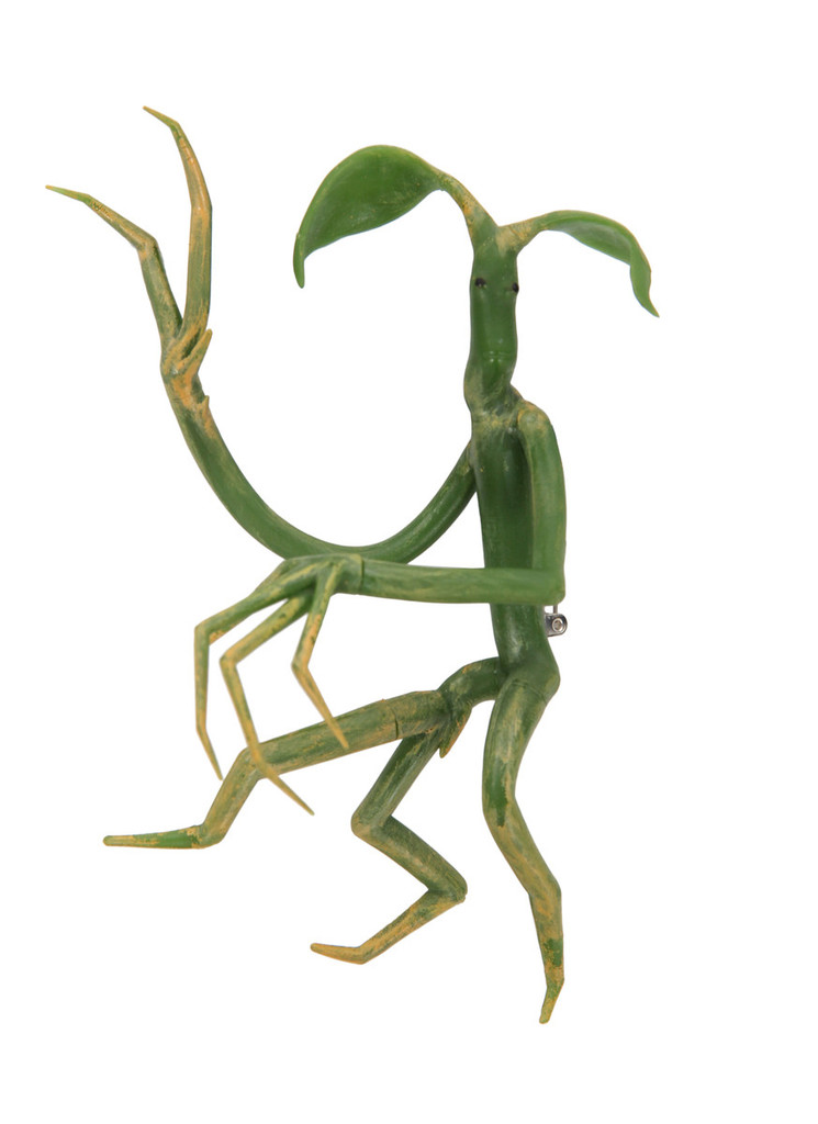 Fantastic Beasts BOWTRUCKLE - 3D Movie Lapel Pin (from the magical world of Harry Potter)