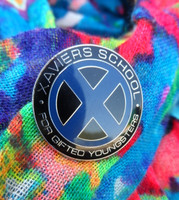 X-MEN - XAVIERS School for Gifted Youngsters - Movie & Comic series Enamel Lapel Pin