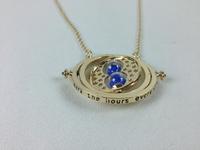 Time Turner Pendant (Blue Sand)