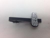 White Dalek Tie Clip