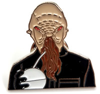 The OOD - New Doctor Who Science Fiction TV Series - UK Imported Enamel Lapel Pin