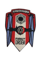 First Order Tie Fighter Pilot Patch