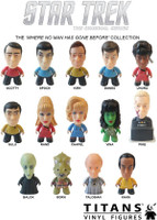 Star Trek: The Original Series Titan Figure Blind Box