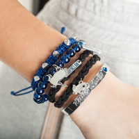 Harry Potter Ravenclaw 5 Piece Bracelet Set