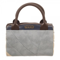 STAR WARS: Rey Canvas and Faux Leather Dotty Satchel / Purse