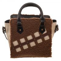 Star Wars Chewie and Porg Mini Brief Handbag