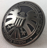 Agents of Shield Agency Logo Metal Pin