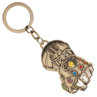 Avengers Infinity War Movie Infinity Gauntlet Keychain