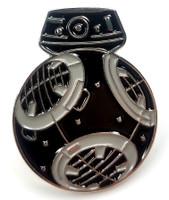 BB-9E - Star Wars Movie Series - Enamel Disney Art Trading Pin - BB-9E Droid
