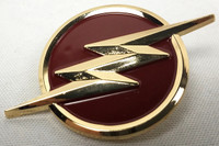 Flash Logo Enamel Pin