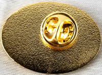 Star Trek Federation Logo Enamel Pin