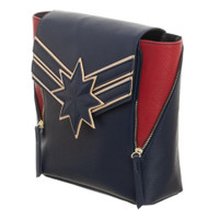 Marvel Comics Captain Marvel Mini Backpack