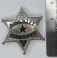 The Andy Griffith Show - SHERIFF Andy Taylor Mayberry Prop Replica Badge