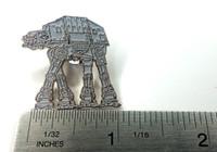 Star Wars Movie Series - AT-AT Imperial Walker - Enamel Disney Art Trading Pin