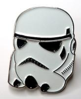 STORMTROOPER - Star Wars - Movie - TV & Comic Series - UK Imported Enamel Pin