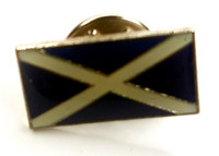 Scottish Flag Enamel Pin