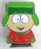 KYLE - South Park Animated Television Series - UK Imported Enamel Lapel Pin