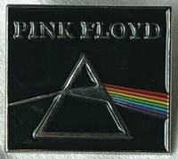 PINK FLOYD Rock Band (Waters - Gimour - Mason - Wright) UK Imported Lapel Pin