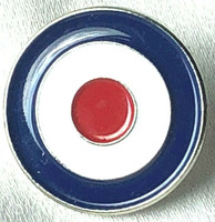 THE MODS - British Rock Bands Logo Lapel Pins - Set of 3 - (WHO - SMALL FACES - KINKS)