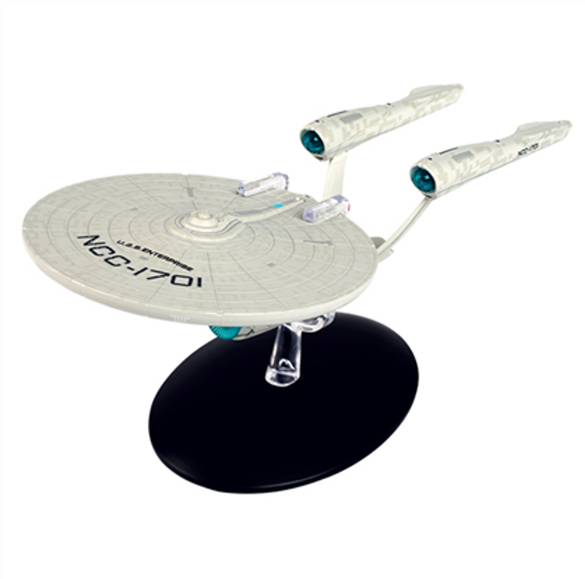 Star Trek Eaglemoss U S S  Enterprise NCC-1701 Model Ship (Star Trek Beyond)
