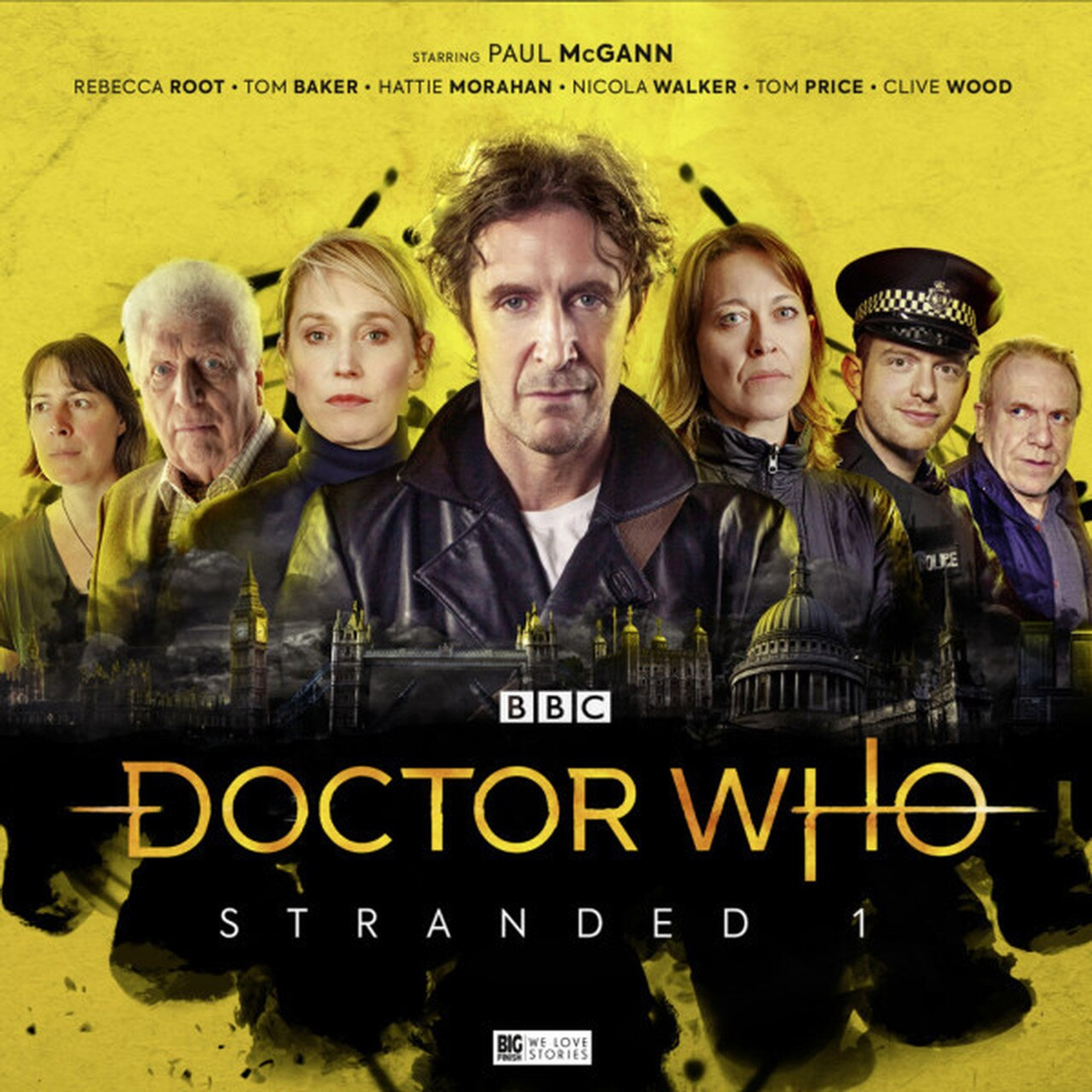 The 8th Doctor is 'Stranded' and so much more in the latest Big Finish releases!