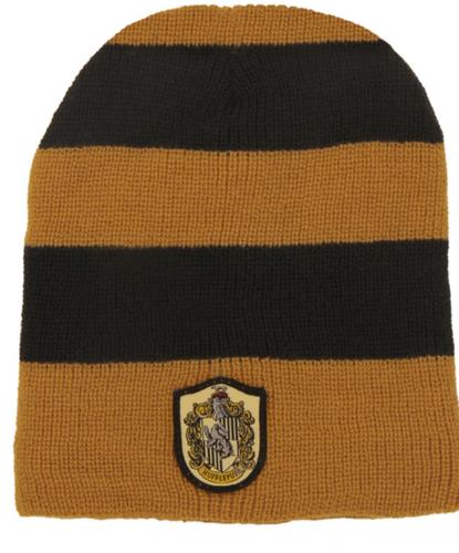 Harry Potter Hufflepuff Slouch Beanie