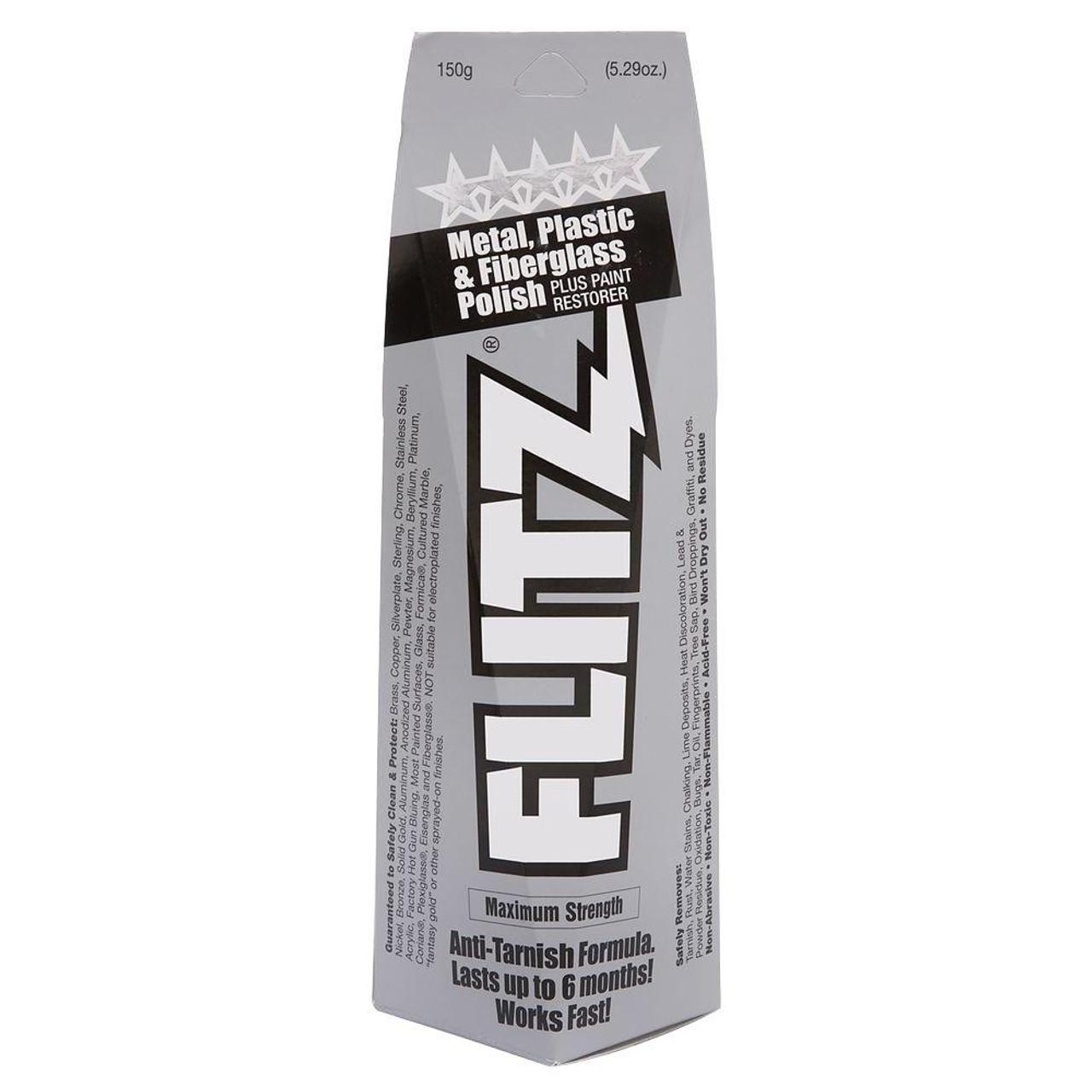 Flitz Paste Polish (Multiple Sizes Available)