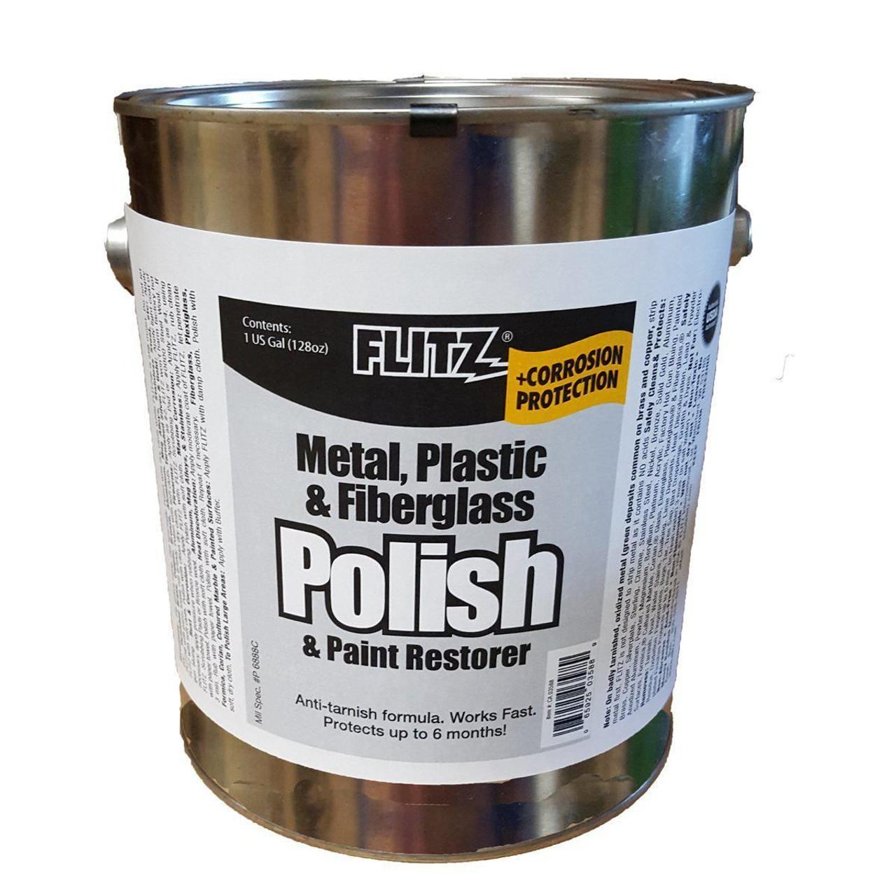 Metal Polishing Near Me >> Flitz Paste Polish Multiple Sizes Available