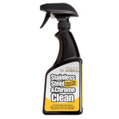 Stainless Steel & Chrome Cleaner with Degreaser